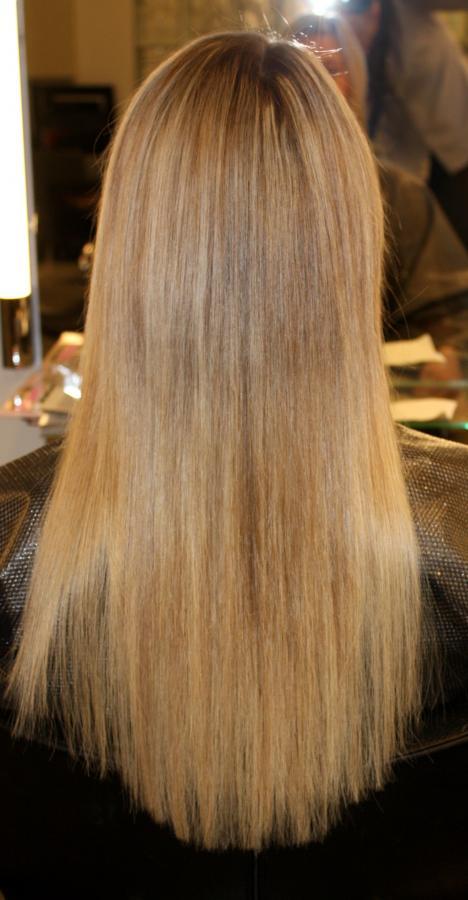 Hair extensions frisør Trondheim