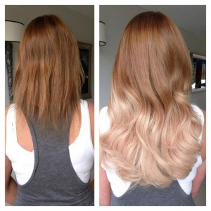 Hair extension Trondheim