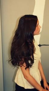 Ekte hår extensions Trondheim