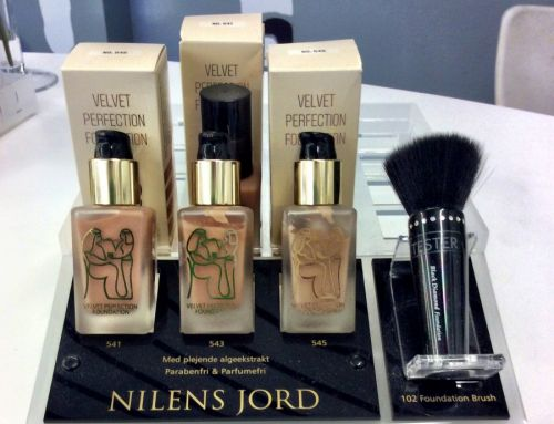 natural Cosmetics – Nilens jord