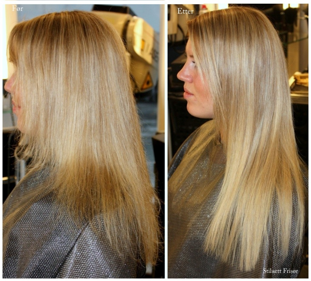 Great lengths hair extensions Trondheim