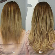 Hair extensions i Trondheim