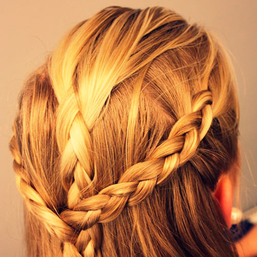Flette hår Trondheim