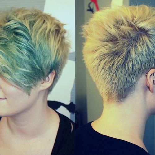 Korte frisyrer dame Trondheim
