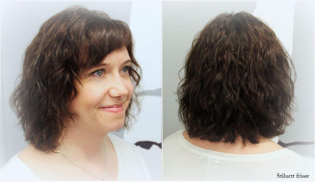 Strukturendring hår Trondheim