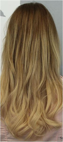 Hair extensions hos Stiluett frisør i Trondheim